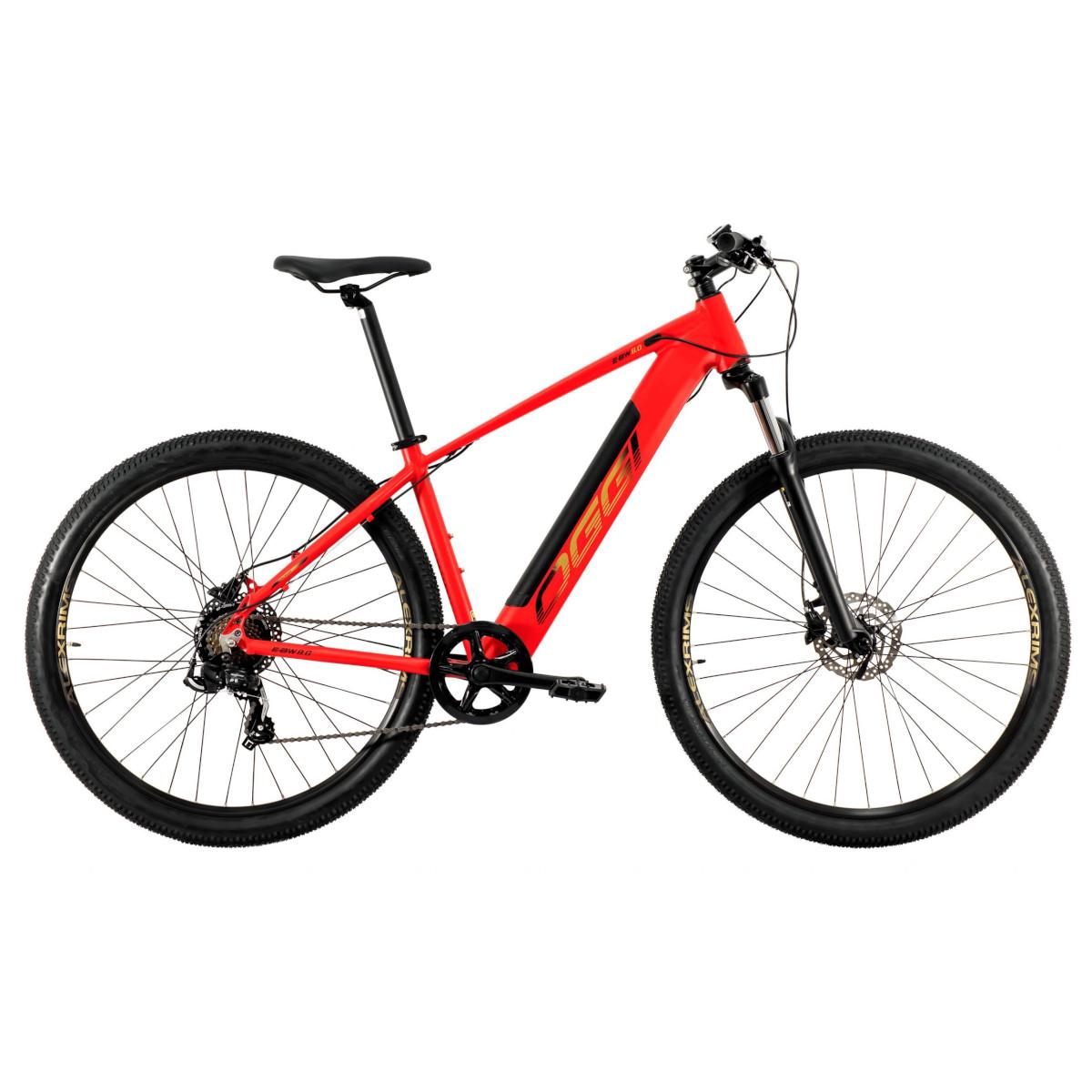 E-Bike Big Wheel 8.0 2021 Pedal Assistido