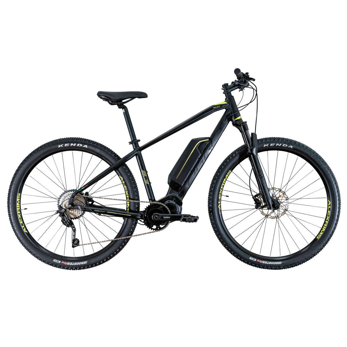 E-Bike OGGI  Big Wheel 8.3 Pedal Assistido
