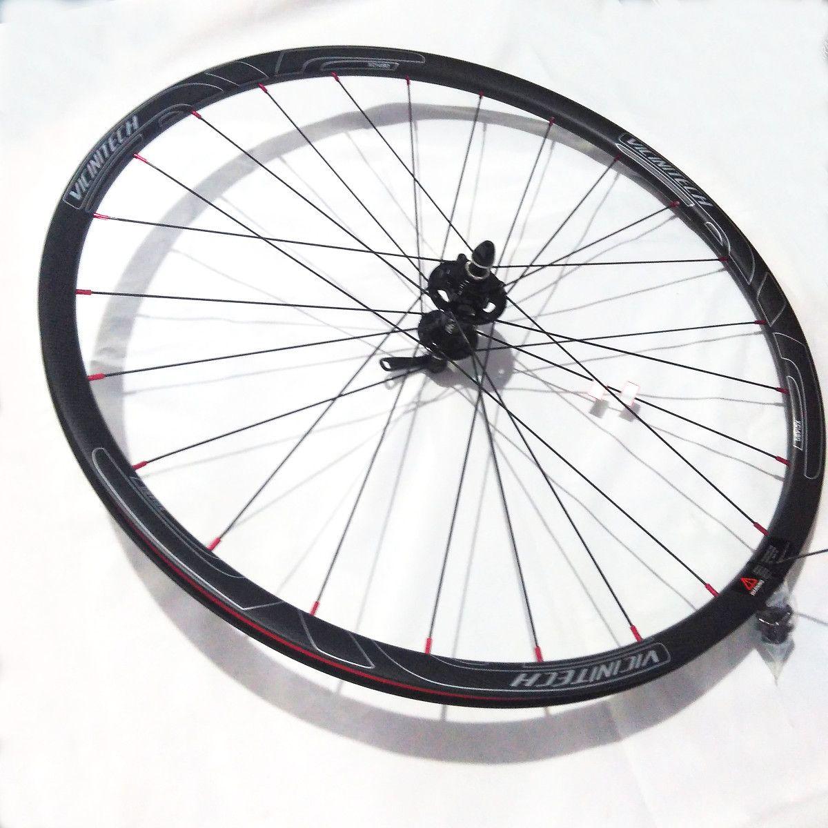 Par de rodas aro 29 de Carbono Vicinitech
