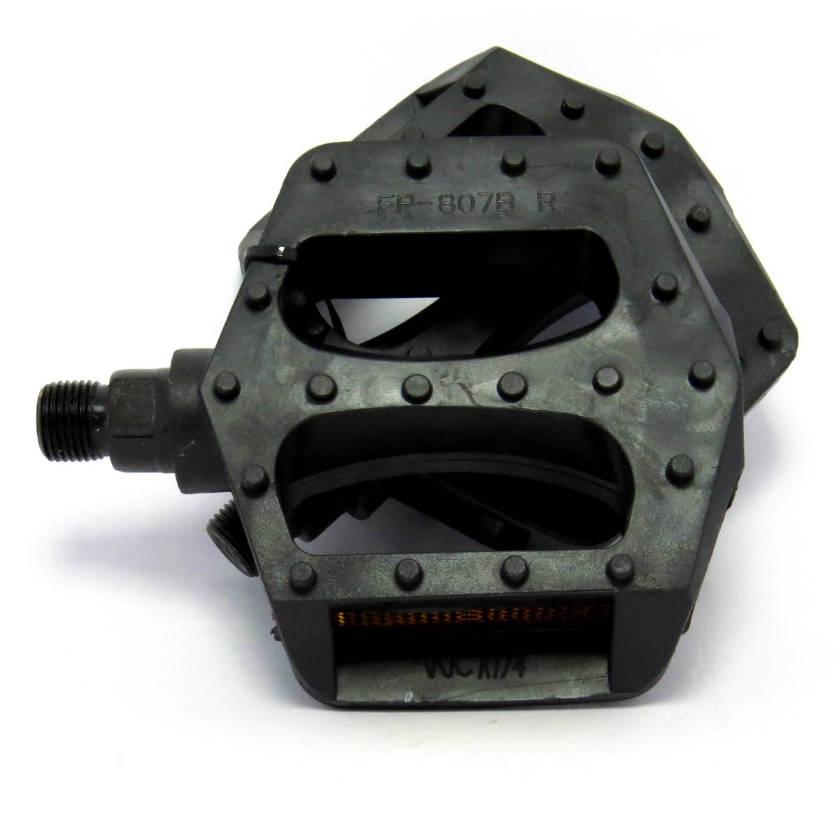 Pedal Feimin Plataforma FP807B Eixo 9/16 - Rosca Grossa