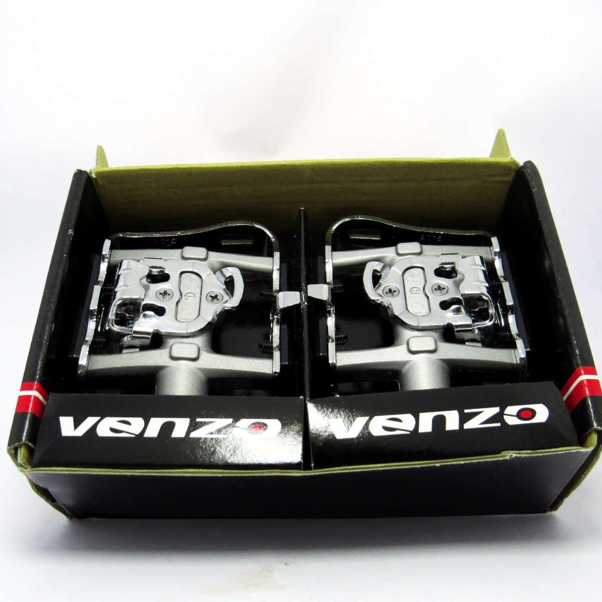 Pedal Venzo Mlx Mtb Clip