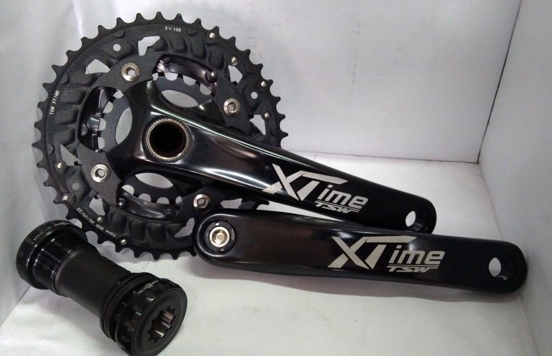 Pedivela Triplo Integrado Tsw Xtime S11 40/30/22 D