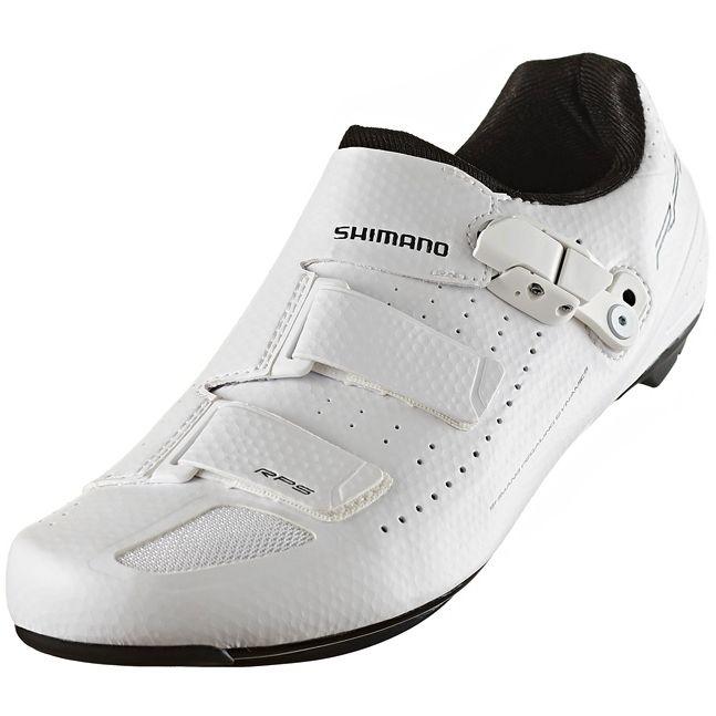 Sapatilha Ciclismo Shimano Speed RP5  Carbon Branca