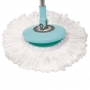Esfregão Mop Mor Limpeza Prática Giratório 180°c 13l