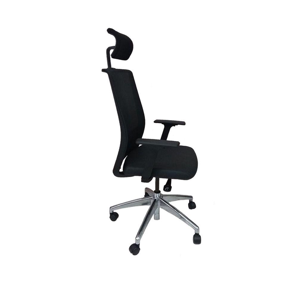 Cadeira Presidente Frisokar Agile Cromada