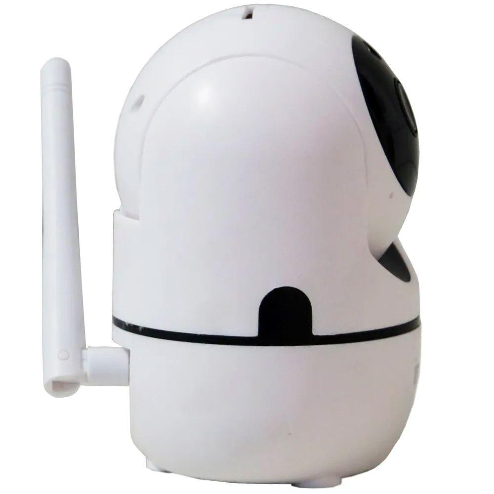 Câmera de Segurança e Babá Eletrônica Wifi Onvif TWG TW-9105 RB