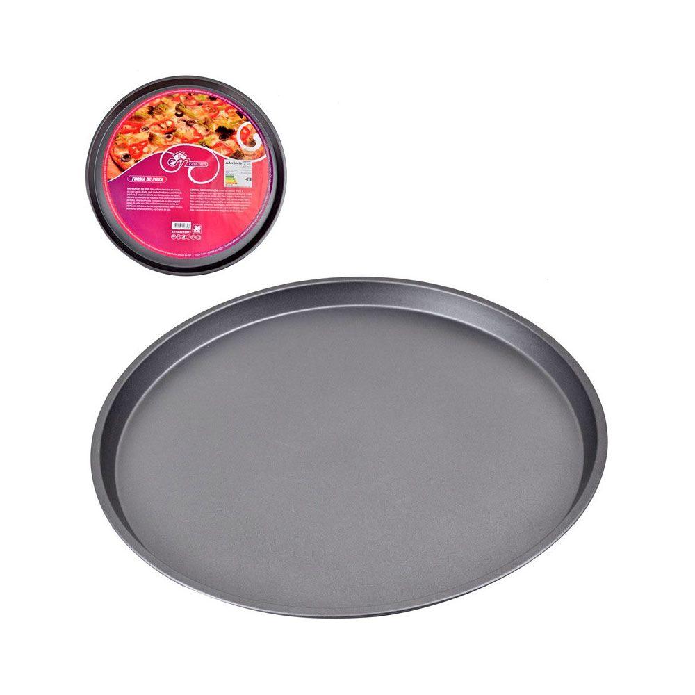 Forma de Pizza Antiaderente 36 cm