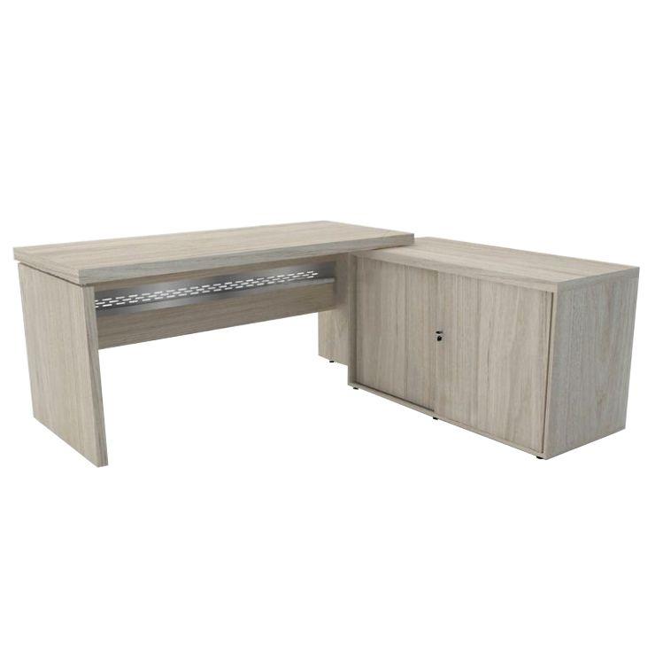 Mesa para Escritório com Balcão Pandin PE50 180 cm