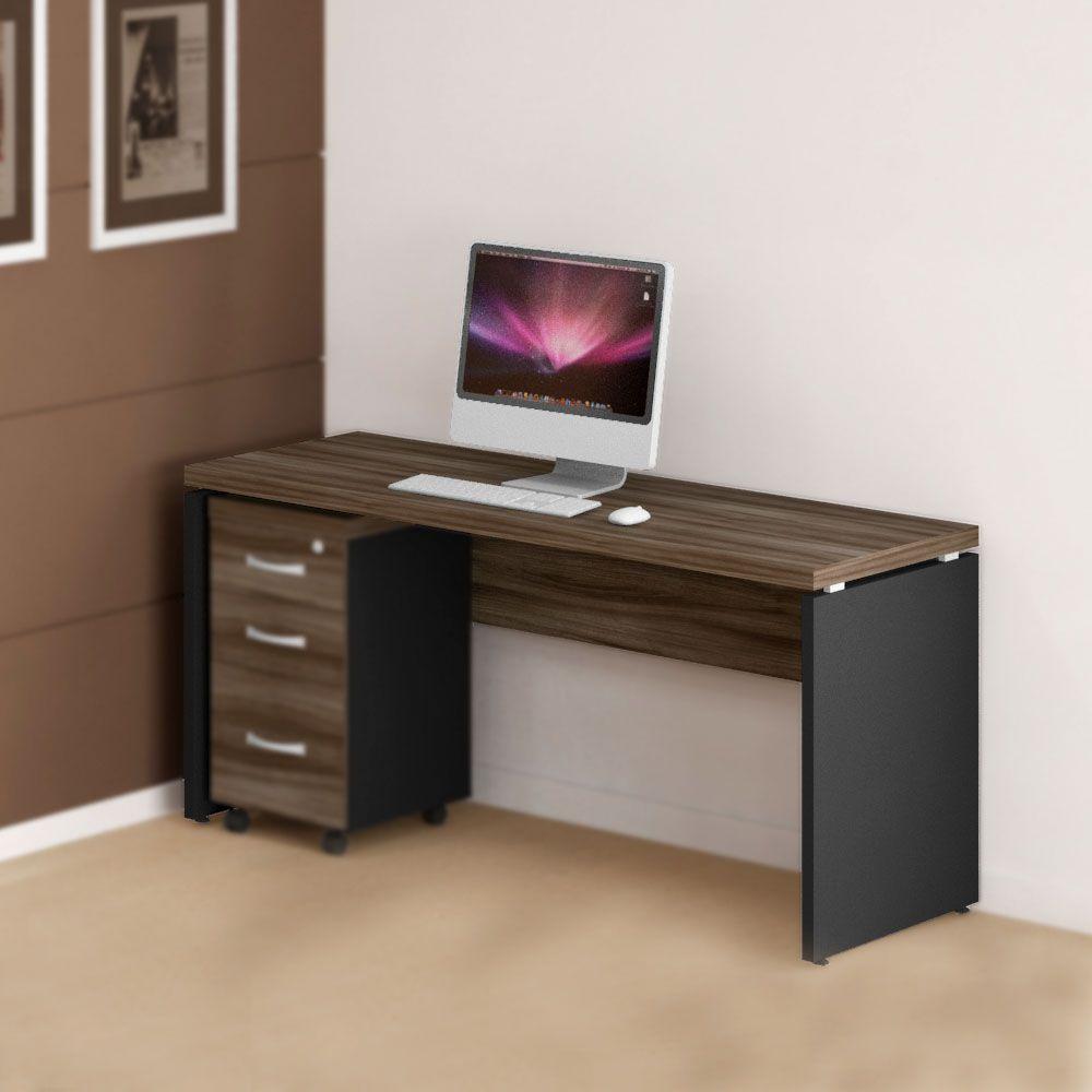 Mesa para Escritório Pandin PE40 134 cm