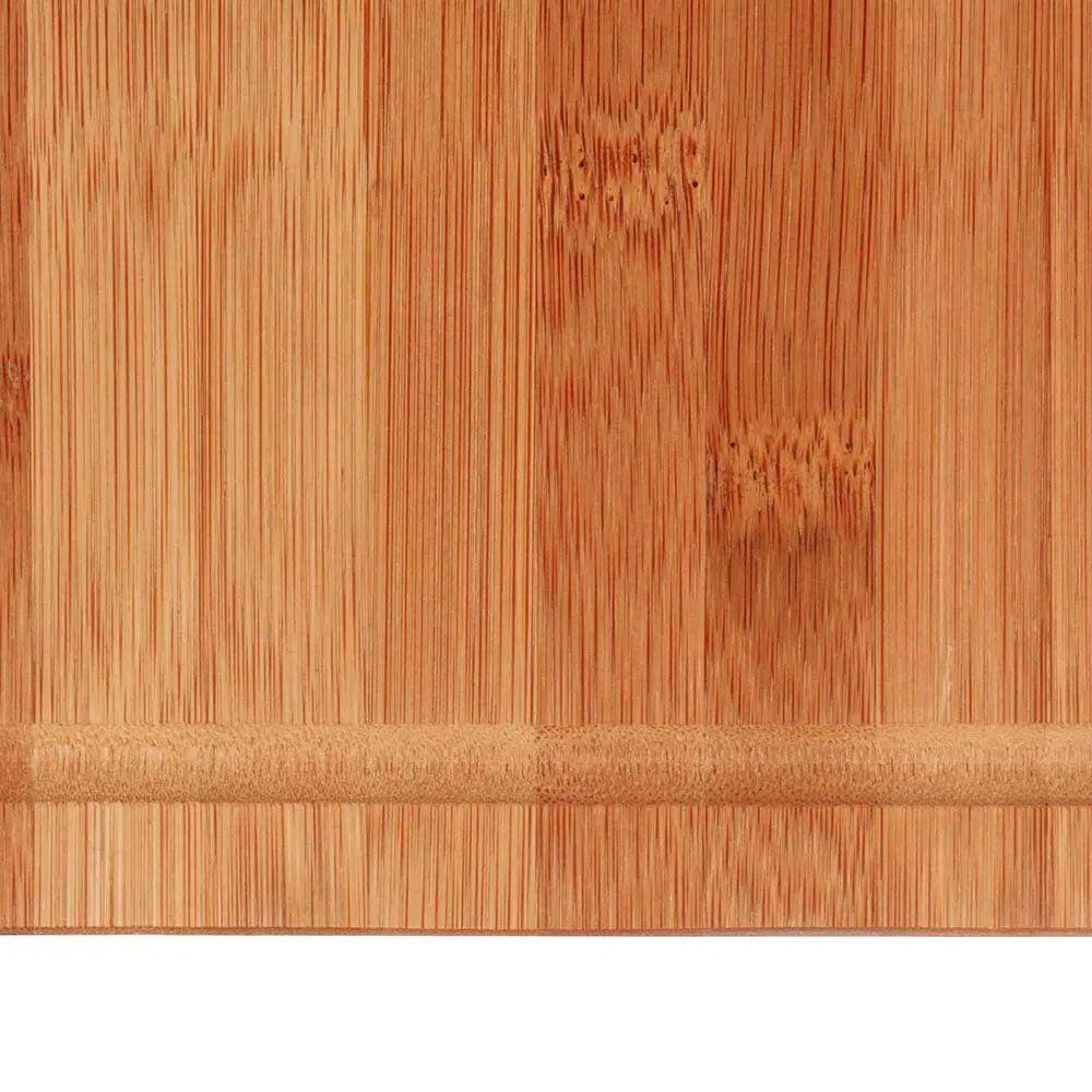 Tábua Corte Retangular Bambu Inga