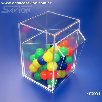 CX01-Caixa Grata Pequena