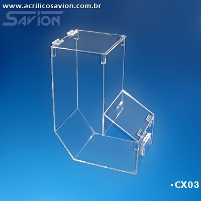 CX03-Baleiro Gravitacional Pequeno