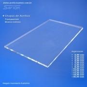 AC10-Chapa acrílica transparente 1000x2000x10,00 mm