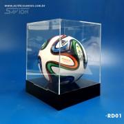 RD01 - Tampa Redoma Para Bola de Futebol 24x24x25 Cm