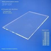 AC02-Chapa acrílica transparente 1000x2000x2,00 mm