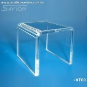 VT01-Banqueta Expositor 5x5x5 cm