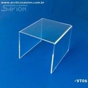 VT06-Banqueta Expositor 15x15x15 cm