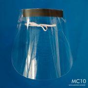 MC10-50 Unidades de Máscara de Proteção Total Facial Face Shield