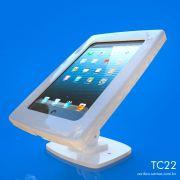 TC22-Suporte Em Acrilico para Ipad Mini de Mesa e Parede