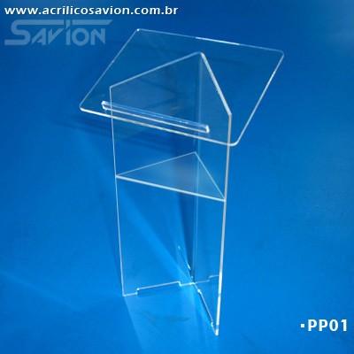 PP01-Púlpito Veneza 60x40x110 cm