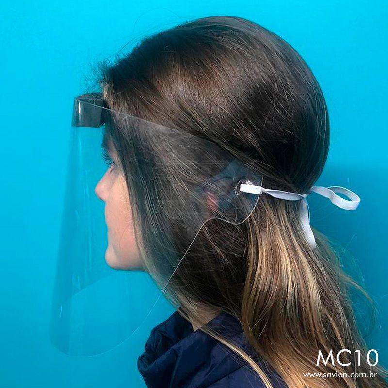 MC10- Conj 5 unidades de Máscara de Proteção Total