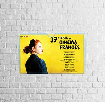 PF61-Porta Folheto de parede 30x22 cm A4 Horizontal