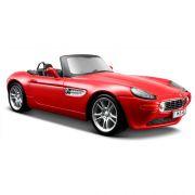 Carrinho Maisto BMW Z8 Escala 1:24 Vermelho 31996