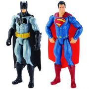 Boneco Batman VS Superman Mattel DLN32