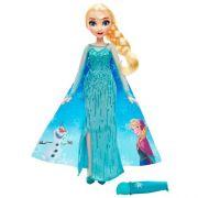 Boneca Frozen Disney Vestido Magico ELSA Hasbro B6699 11467