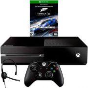 XBOX ONE 500GB + Jogo Forza 6 (download)
