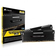 Memoria Desktop Gamer DDR4 Corsair CMU32GX4M2C3000C15 Vengeance 32GB KIT (2X16GB) 3000MHZ CL15 DIMM