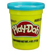 Massa de Modelar PLAY-DOH Pote Individual Verde Agua - Hasbro B6756/8178 11624