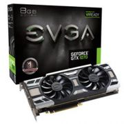 Placa de Video EVGA Geforce GTX 1070 Gaming ACX 3.0 8GB DDR5 256BITS - 08G-P4-6171-KR