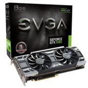 Placa de Video EVGA Geforce GTX 1080 Gaming ACX 3.0 8GB DDR5X 256BITS - 08G-P4-6181-KR