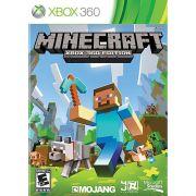 Jogo XBOX 360 Minecraft