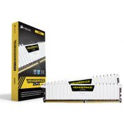 Memoria Desktop Gamer DDR4 Corsair CMK16GX4M2B3000C15W 16B KIT (2X8GB) 3000MHZ DIMM CL15 Vengeance
