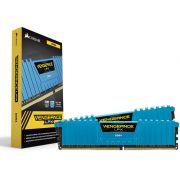 Memoria Desktop Gamer DDR4 Corsair CMK16GX4M2B3000C15B 16B KIT (2X8GB) 3000MHZ DIMM CL15 Vengeance