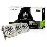 Geforce Galax GTX Entusiasta Nvidia 80NSJ6DHL2SN GTX 1080 HOF 8GB DDR5X 256BIT 10GBPS DVI HDMI DP