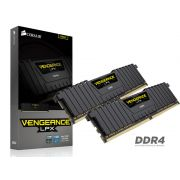 Memoria Desktop Gamer DDR4 Corsair CMK16GX4M2A2400C14 16GB KIT (2X8GB) 2400MHZ DIMM CL14 Vengeance