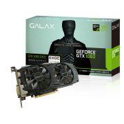 Geforce Galax GTX Entusiasta Nvidia 60NNH7DVM6O3 GTX 1060 EXOC 3GB DDR5 192BIT 8008MHZ DVI HDMI DP
