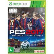 Jogo PRO Evolution Soccer PES 2017 XBOX 360