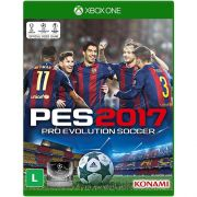 Jogo PES 2017 XBOX ONE - PRO Evolution Soccer