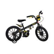 Bicicleta Batman ARO 16 Bandeirante 2363