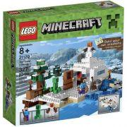 Lego Minecraft o Esconderijo da Nave 21120