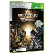 Jogo Mortal Kombat VS.DC Universe XBOX 360