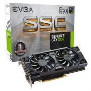 Placa de Video EVGA Geforce GTX 1050 SSC Gaming ACX 3.0 2GB DDR5 - 02G-P4-6154-KR