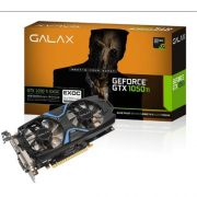 Placa de Video Galax Geforce GTX 1050 TI EXOC 4GB DDR5 128 BITS - 50IQH8DVN6EC