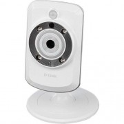 Camera IP Wireless D-LINK DCS-942L com Acesso Via iPhone iPad ou Android Visualizaçao Noturna