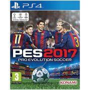 Jogo PES 2017 PS4 - PRO Evolution Soccer