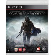 Jogo TERRA-MEDIA: Sombras de Mordor - PS3